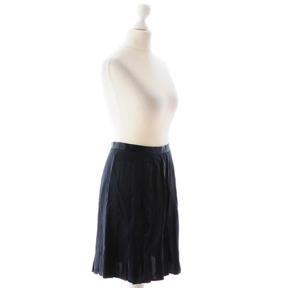 Armani Jeans Silk skirt with sequins