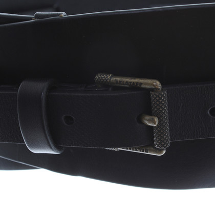 Belstaff Wide leather belt