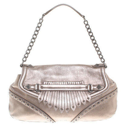 Hugo Boss Handbag in metallic colors