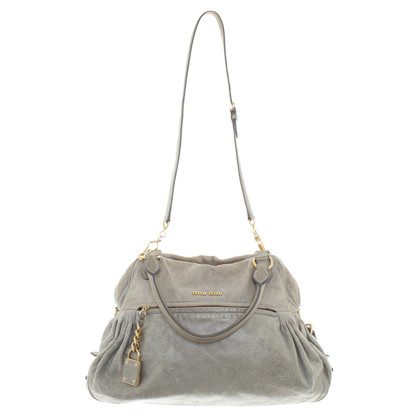 Miu Miu Handbag in light green