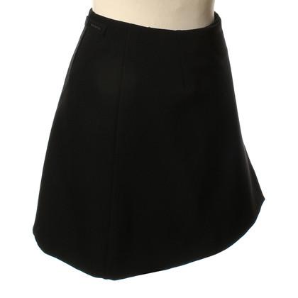 Prada Mini skirt in black