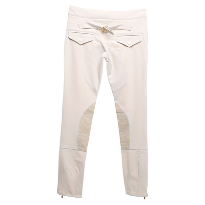 Roberto Cavalli trousers in beige