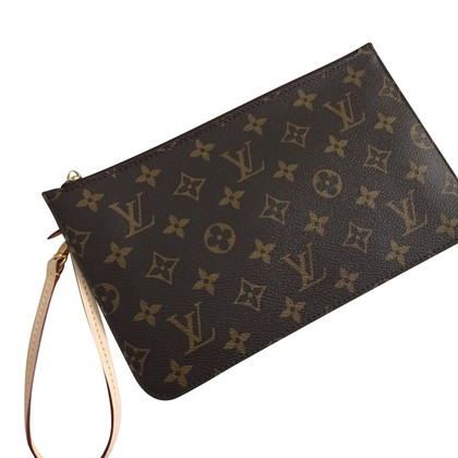 Louis Vuitton clutch van Monogram Canvas