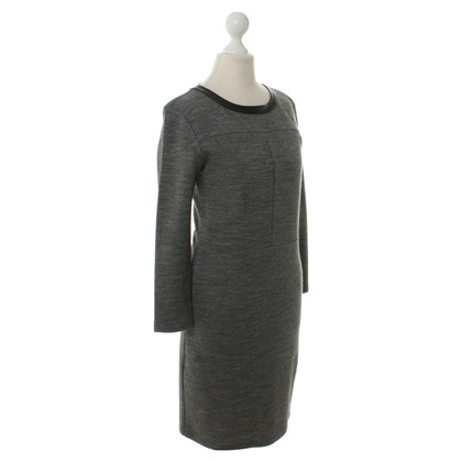 J Brand Strickkleid in Grau