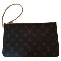 Louis Vuitton clutch from Monogram Canvas