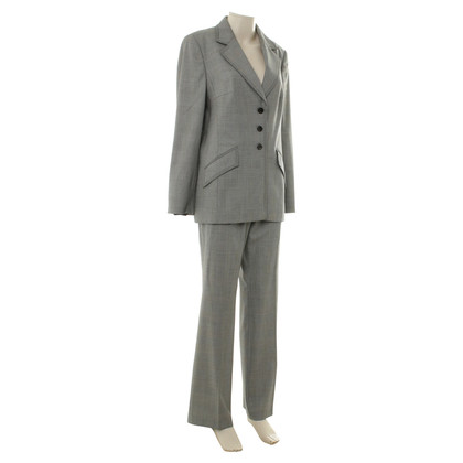 Escada Trouser suit with Houndstooth pattern