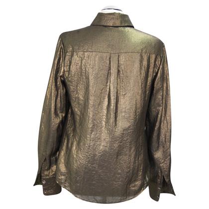 Karen Millen Shirt in goud