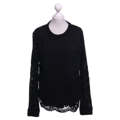 Twin-Set Simona Barbieri Sweater in zwart
