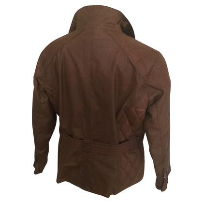 Barbour veste marron