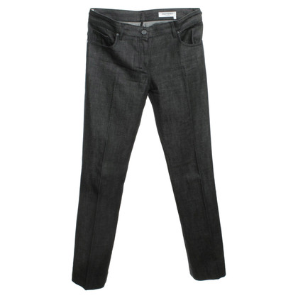 Yves Saint Laurent Jeans in donkergrijs