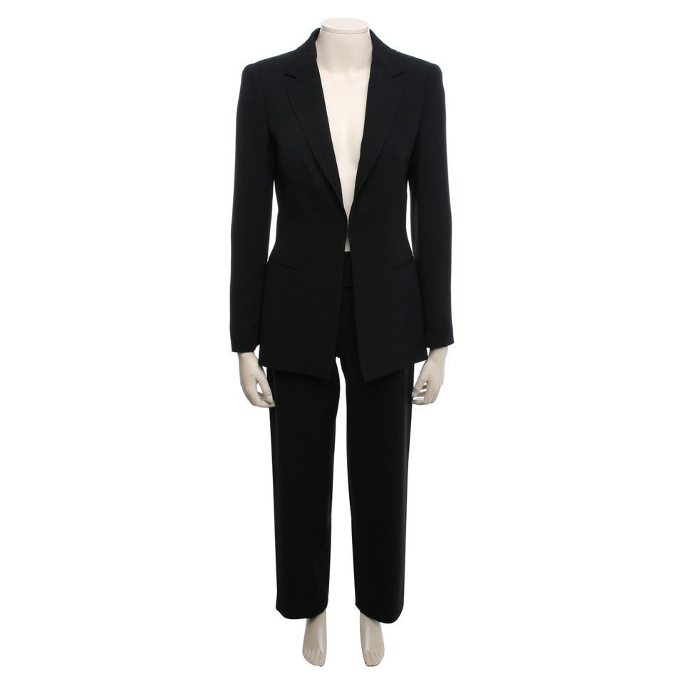 Giorgio Armani Pant suit made of silk