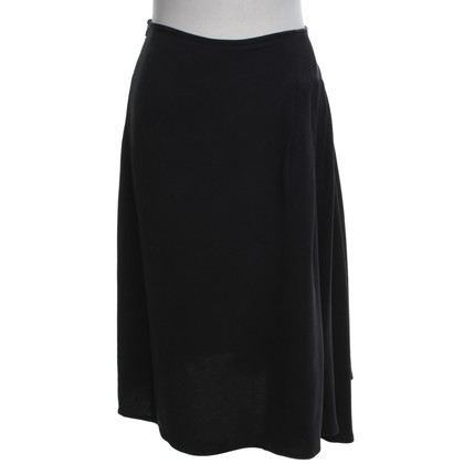 Jil Sander skirt in black