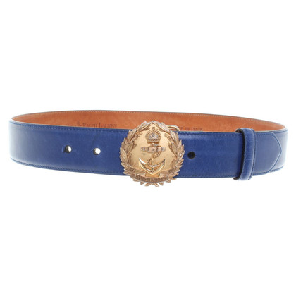 Ralph Lauren Belt in blue