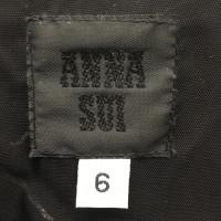 Anna Sui Seidenkleid