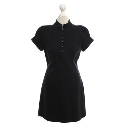Diane von Furstenberg Dress in dark blue