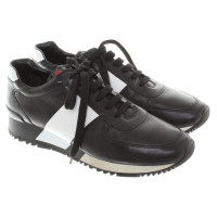 Prada Sneaker in black / white