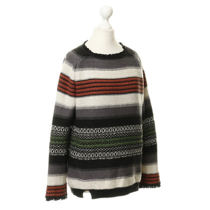 Maje Sweaters in the boho look