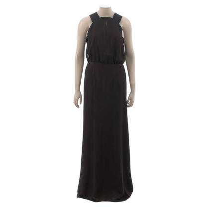Faith Connexion Evening dress with metallic shimmer