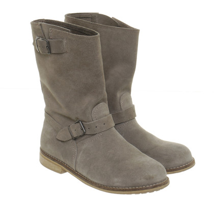 Comptoir des Cotonniers Boots made of suede