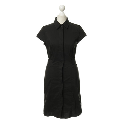Karl Lagerfeld Shirt Dress in Black