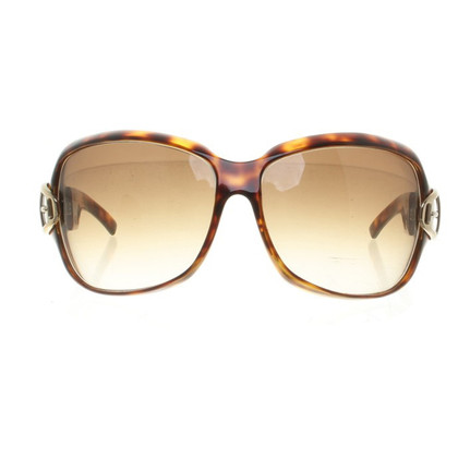 Gucci Brown tinted sunglasses