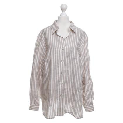 Marina Rinaldi Shirt à rayures