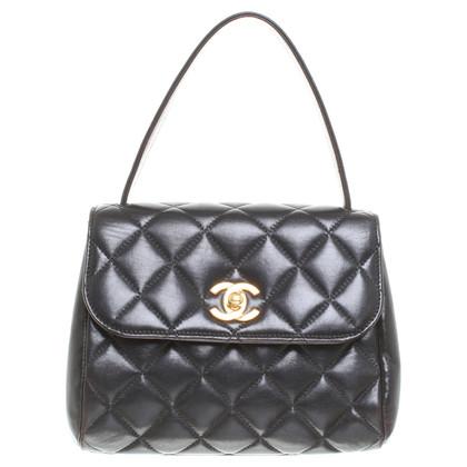 Chanel Klep Tas met CC gesp