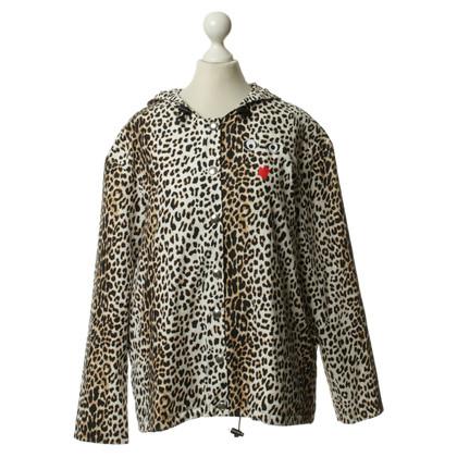 Rika Jacke mit Leoparden-Print