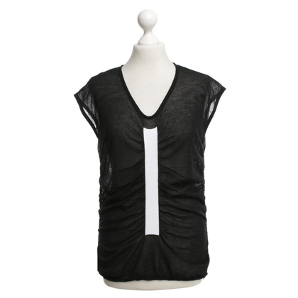 Marc Cain top made of knitwear