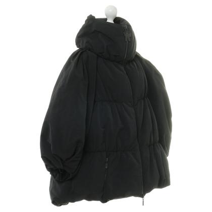 Moncler Down jacket in black