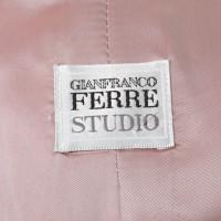 Ferre 3-piece costume in rosé