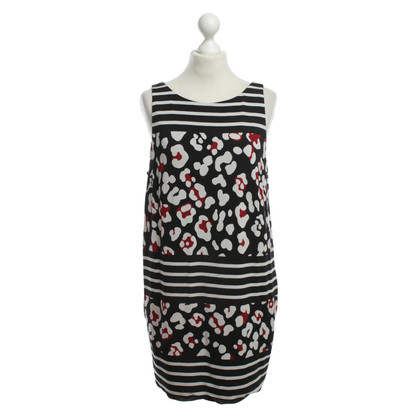 Red Valentino Patroon jurk