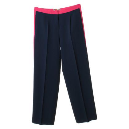 MSGM Pantaloni striscia ghiselli