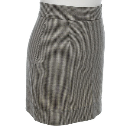 Moschino skirt with woven pattern