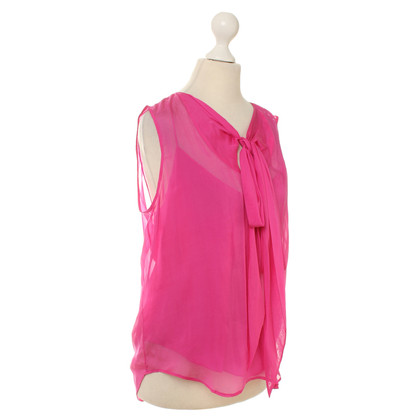 Ralph Lauren Zijden blouse roze