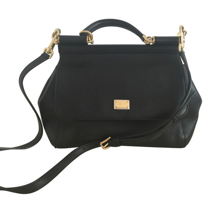 "Dolce & Gabbana ""Medium Miss Sicily Bag"""