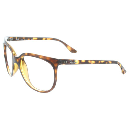 Ray Ban Eyeglass frame in Horn optics