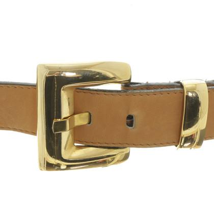 Escada Belt with rivets