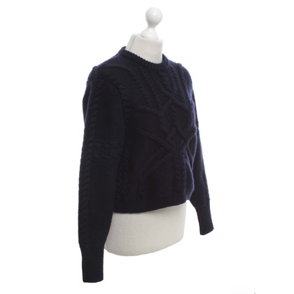 Isabel Marant Trui in donkerblauw