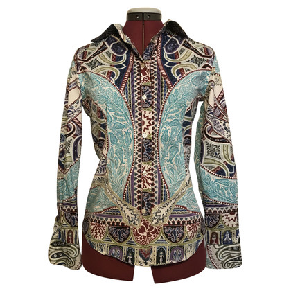 Etro Blouse with colourful pattern