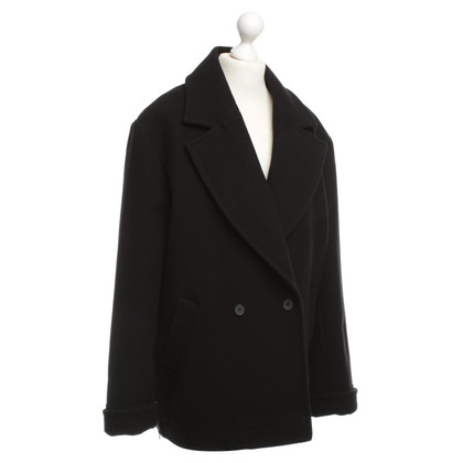 Reiss Winter jacket with wide lapels