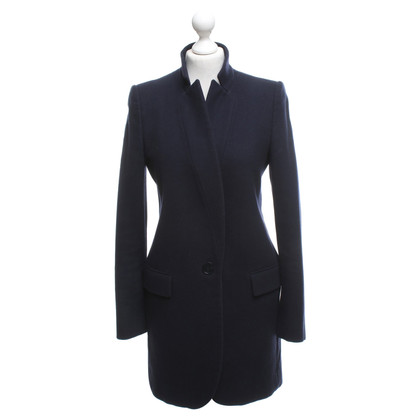 Stella McCartney Coat in dark blue