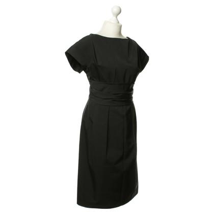 René Lezard Vestito di nero
