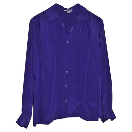 Céline zijden blouse