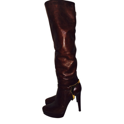 Prada Boots made of finest lamb nappa