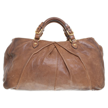 "Miu Miu ""Bow Tas' Brown"
