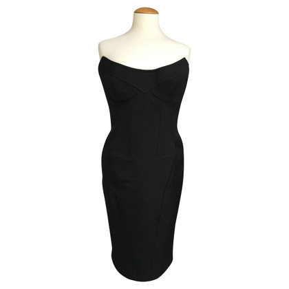 Escada Corset dress of proportion of silk