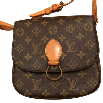 "Louis Vuitton ""Saint Cloud Monogram Canvas"""