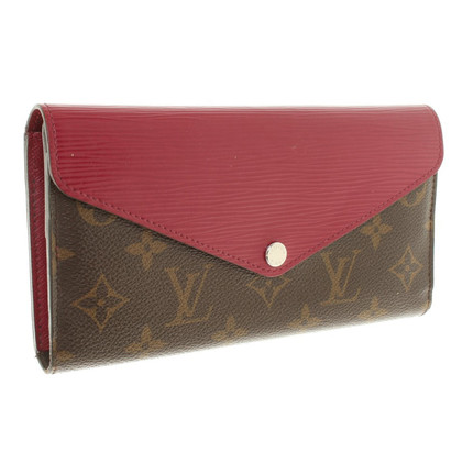Louis Vuitton Marie Lou Monogram Canvas Epi leather