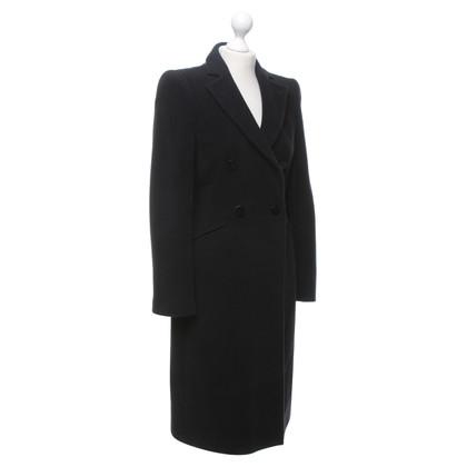 Armani Coat in zwart